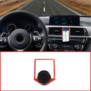 Image 2 - Für BMW 1 3 4 Serie GT F21 F22 F23 F30 F31 F34 F32 F33 F34 F35 F36 F80 F82 m4 Auto Air Vent Handy Halter (Ohne LoGo)