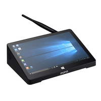 PiPo X8 Pro Win10 Mini PC Smart TV Box Z8350 Quad Core 1280x800 2GB 32GB Bluetooth 4.0 HD Media Player 7 Inch IPS Screen Video P