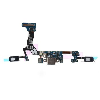 Flex Cable Replacement for Samsung Galaxy S7 S7edge G935F G930F Microphone USB Port Charging Dock Connector аксессуар чехол samsung galaxy s7 g930f mofi vintage black 15104