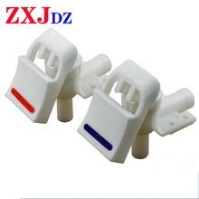 Пара диспенсеры для воды, смесители, холодные и горячие клавиши, тип печати, универсальные аксессуары