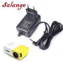 Salange YG300 мини светодиодный проектор аксессуары адаптер питания