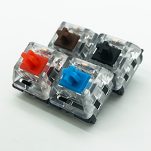 Kailh Traditional Gaming Mechanical Keyboard Switch SMD With Brown/Red/Blue/Black Keystem, With 3 Pins