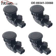 89341-33060 PDC Parking Sensor For Toyota LS430 Celsior FJ Cruiser Corolla ZRE120 ZZE122 Camry 4pcs/lot Assistance