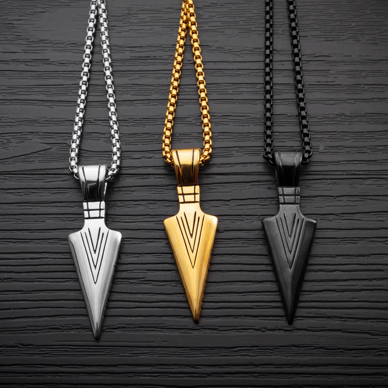 Arrow head pendant