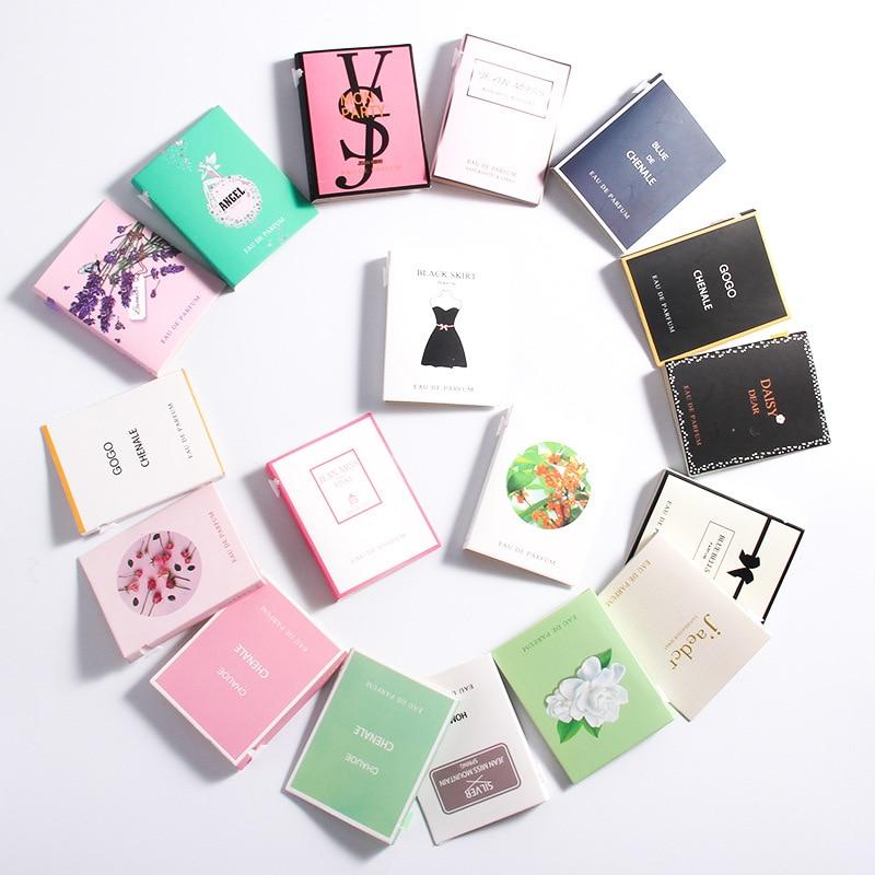 Brand Female Parfum Women Perfume with Pheromones Cologne Long Lasting Fragrance for Women & Men Sweat Deodorant 2ml