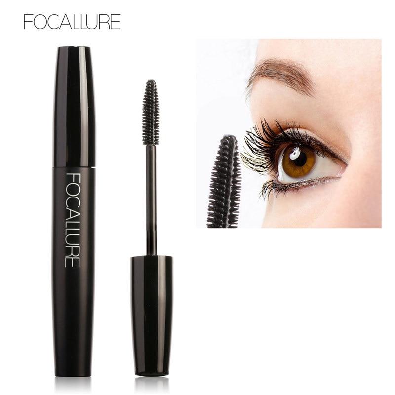 FOCALLURE Mascara Long Curling Eyelash Black Lash Extension Waterproof Eye Makeup