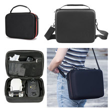حمل حقيبة ل DJI Mavic حقيبة يد صغيرة بدون طيار تخزين صدمات المحمولة صندوق قشرة صلبة مقاوم للماء حقيبة كتف ملحق