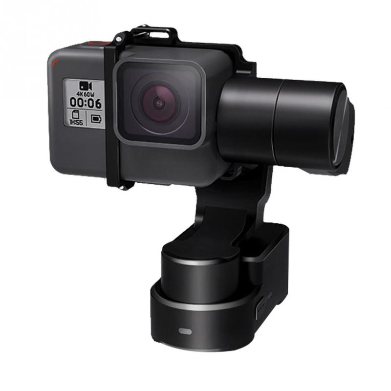 WG2X Portable Easy Install Accessories Splashproof Gimbal Stabilizer Holder 3 Axis Action Camera Wearable Adapter For Gopro Hero