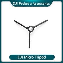 DJI-Micro trípode Pocket 2, accesorio pequeño y portátil, plegable, nuevo, para DJI Osmo Pocket 2