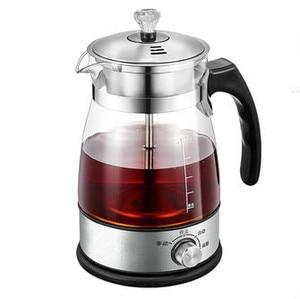 tea maker black pu 'er Glass electric kettle steam teapot automatic - type set(China)