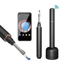 Electric Ear Cleaning Endoscope Pick Ear Wax Remover Cleaner Kit 3.9mm HD Digital
