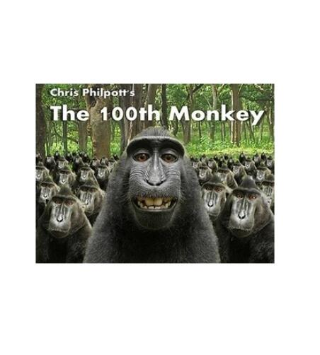 Hundredth Monkey By Chris Philpott -Magic Tricks