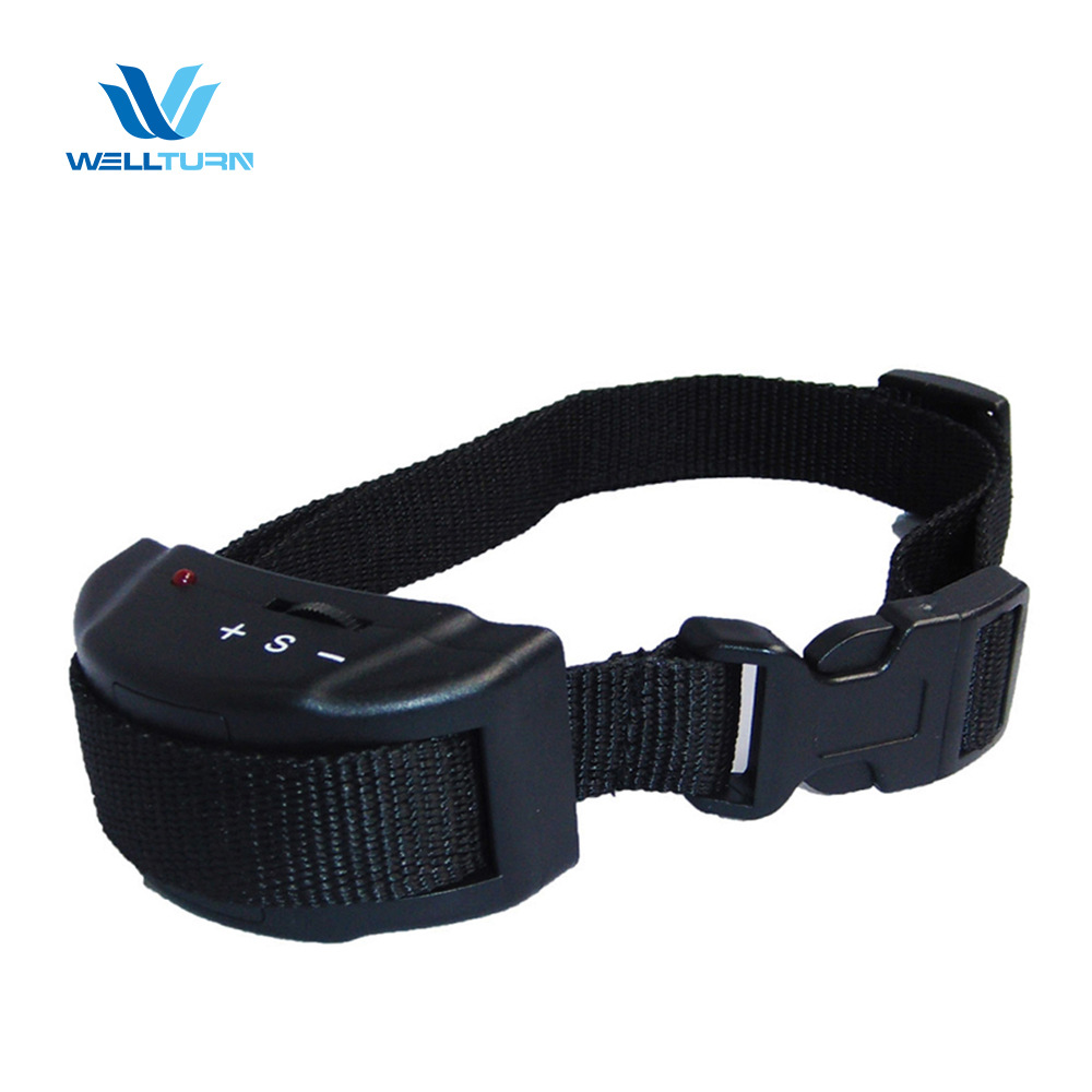 Anti-Dog Automatic Voice Zhi Fei Qi Pet Dog Training Tool Electric Shock Neck Ring Bite-proof Protector