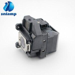Image 4 - オリジナルsnlampプロジェクターランプハウジングとELPLP67/V13H010L67ためEB X14、EB W02、EB X02、EB S12、EB X11 MG 850HD
