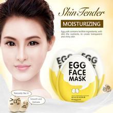 Shrinking Pores Brightening Complexion Mask Maquillaje Tender Moisturizing Egg Mask Moisturizing Moisturizing Oil Control TSLM1