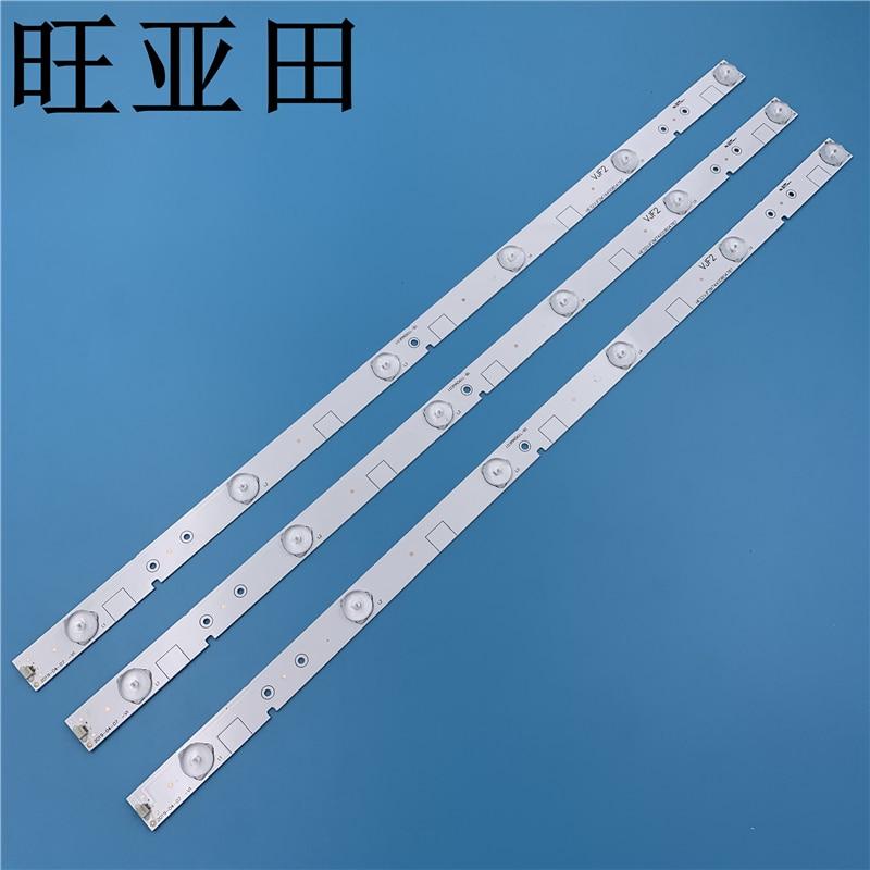57mm LED Backlight Strip 6 Lamp For Hisense 32