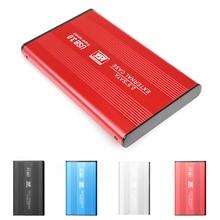 цена 2.5 inch HDD Case SATA to USB3.0 Adapter Hard Drive Enclosure For SSD Disk Case HDD Box USB 3.0 HD External HDD Enclosure онлайн в 2017 году