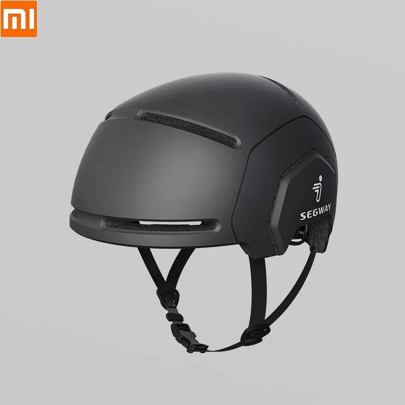 Hot Sale Dc69c Original Ninebot Safety Helmet Adult Child City Light Riding Helmet Riding Protection Equipment Cicig Co