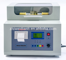 Baoding testing equipment bdv oil testing machine transformer oil bdv test equipment new good quality medical spirometer newest lung capacity testing equipment