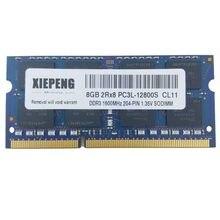 16GB 2Rx8 PC3L-12800S 8GB DDR3 1600MHz 4GB PC3L 12800 RAM portátil memoria para Lenovo ThinkPad Yoga 15 T560 L460 T460 portátil