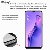 phone screen 2PCS Glass For OPPO A8 Screen Protector Tempered Glass Protective Glass Phone Film For OPPO A8 Screen Protector For OPPO A8 8A < (2)