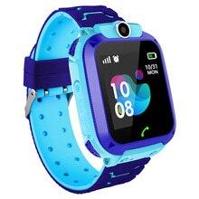 Smart Watch Kids IP67 Waterproof Sport GPS Smart Clock Andro