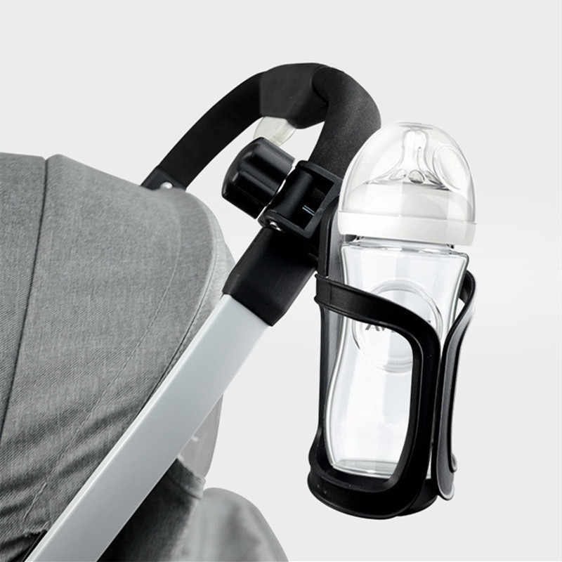 Baby Stroller Accessories 360 Degree Rotating Bottle Rack Baby Stroller Cup Holder  Baby Stroller Bracket Baby Stroller Hook