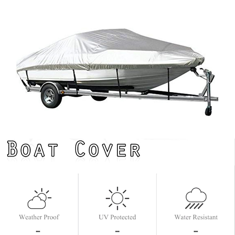 Durable Premium Waterproof Anti-UV Inflatable Boat Tender Dinghy Cover Outdoor