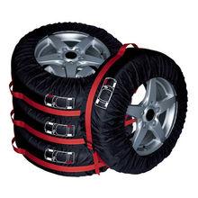 """4 шт. для 13-1"""" Tir автомобиля Авто запасное колесо Защитная крышка чехол сумка для хранения"""