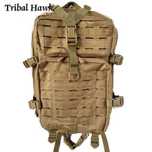 Laser-Bag Tactical Military Hunting Rucksack Army-Backpack Assault 50l-Pack Molle Large-Capacity