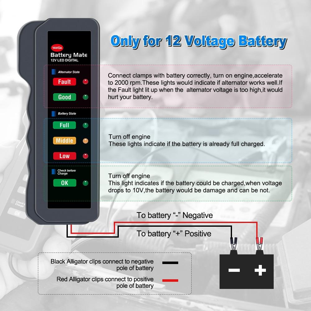 电池检测仪