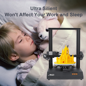 Image 2 - Anet 3D Factory Anet ET4 Pro 3D Printer Reprap Prusa i3 High Precision DIY FDM Impresora 3D With Auto Self Leveling Sensor