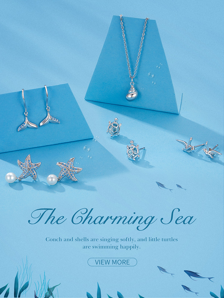 WOSTU Silver Earrings Tortoise Wedding-Jewelry Turtle 925-Sterling-Silver Korean Women