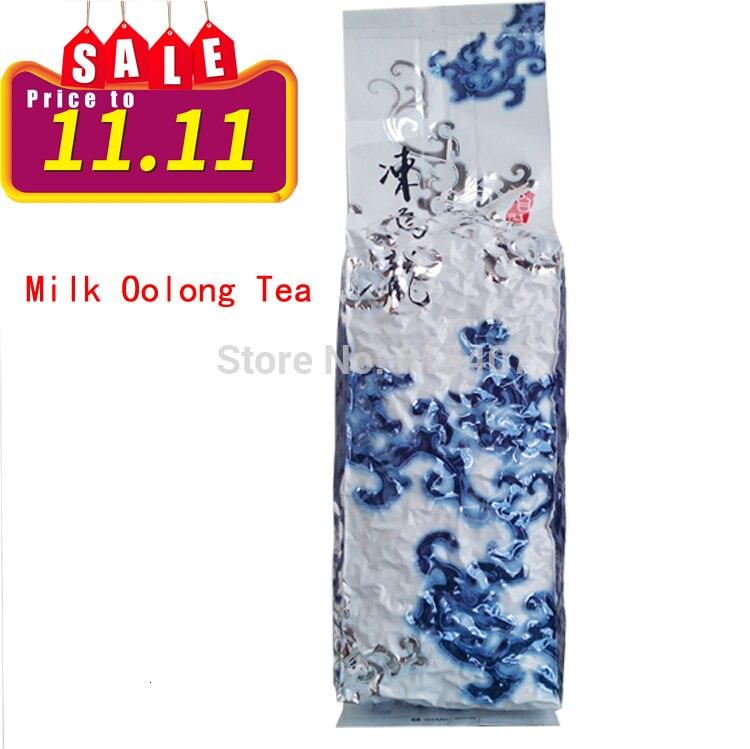 Oolong taiwan tea Free Shipping! 250g Taiwan High Mountains Jin Xuan Milk Oolong Tea  Wulong Tea 250g +Gift Free shipping   - title=
