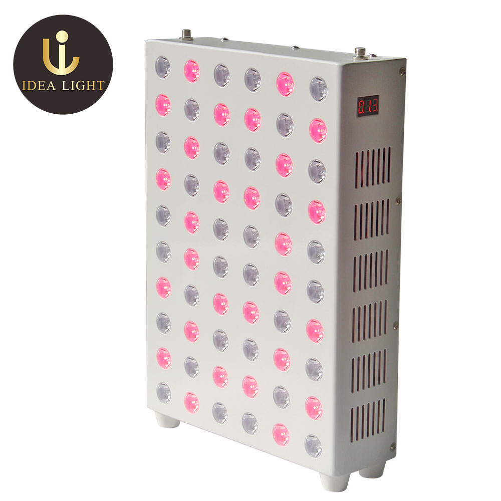 IDEA For Face Skin Tightening Machine Led Light Therapy Panel Radiofrequency Facial Device Red Light Therapy Near Infrared