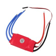 OCDAY 20AMP 20A SimonK Firmware Brushless ESC w/ 3A 5V BEC for RC Quad Multi Copter Discount Drone Accessories Vehicles RC Toys