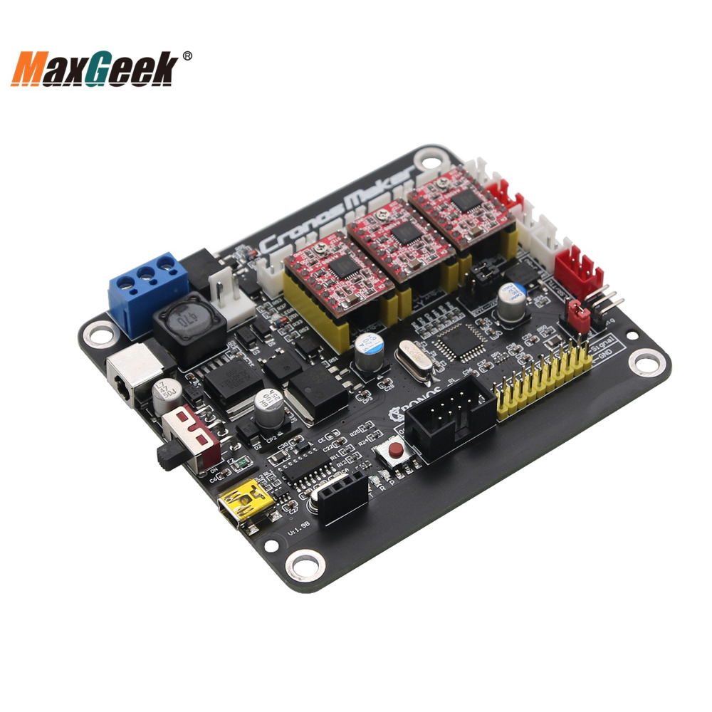 Maxgeek grbl placa de controlador do laser