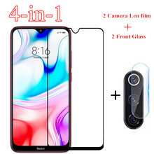 2Pcs For Xiaomi Redmi 8 Glass for Xiaomi Redmi Note 9s 8 Pro 7 7A 8A Mi 10 Lite Tempered Glass Screen Protector Camera Lens Film cheap HATOLY Front Film Redmi 6 For Xiaomi Redmi 8A Glass For Xiaomi Redmi 7 Glass For Xiaomi Redmi 7A Glass For Xiaomi Redmi Note 9s Glass