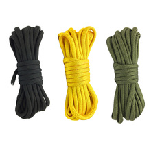 Parachute-Rope 7-Cord Outdoor Camping Survival 4mm 10-Meter Braided