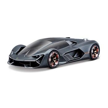 Бураго 1:24 Литой под давлением сплав модель автомобиля игрушка для Lamborghini Terzo Millennio металлический автомобиль с оригинальной коробкой для человека Gfit