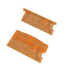 חדש עבור EZ פלאש אומגה עבור Nintend GBA כרטיס שיכון מעטפת כיסוי כתום מוגבלת גרסה