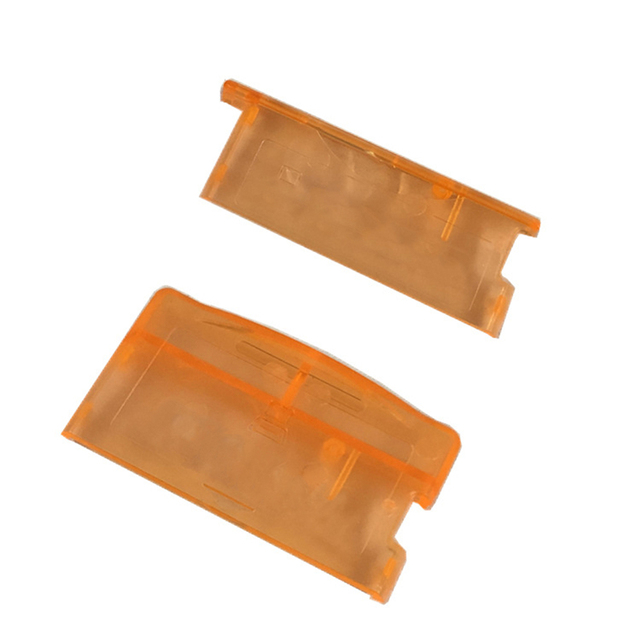 New For EZ FLASH Omega for Nintend GBA Card Housing Shell Cover Orange Limited Version