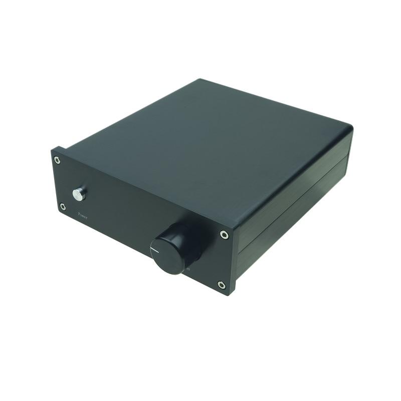 HiFi Relay Volume Controller XLR Balanced Preamp Passive Preamp 256 Step Adjust