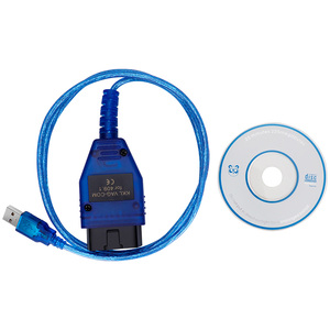Image 1 - VAG409.1 Vag 409 VAG COM KKL409 OBD2 USB אבחון כבל סורק סריקת כלי ממשק עבור אאודי פולקסווגן פולקסווגן סקודה מושב מכונית