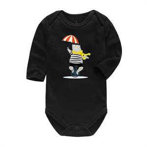 Girls Clothing 24-Months Bodysuit Long-Sleeve Autumn Infant Babies Boys Winter 6-9 3