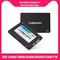 TANBASSH SSD Sata3 120 ГБ 128 ГБ 240 512 1 ТБ 60 Гб 2,5 Hdd 2,5 жесткий диск 2,5