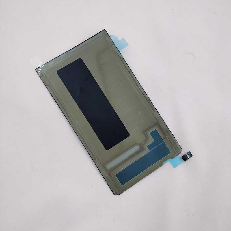 10 قطعة الأصلي أوري جديد عودة LCD شاشة لاصق شريط لاصق ملصق لسامسونج غالاكسي S6 حافة زائد S7 حافة S8 s8 + S9 S9 + إصلاح