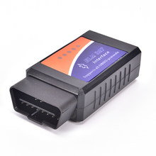 802.11a/b/g Bluetooth ELM327 V1.5 WIFI Diagnostic Tool Better Than Elm327 V2.1 ELM 327 Obdii WIFI OBD2 Auto Code Reader(China)