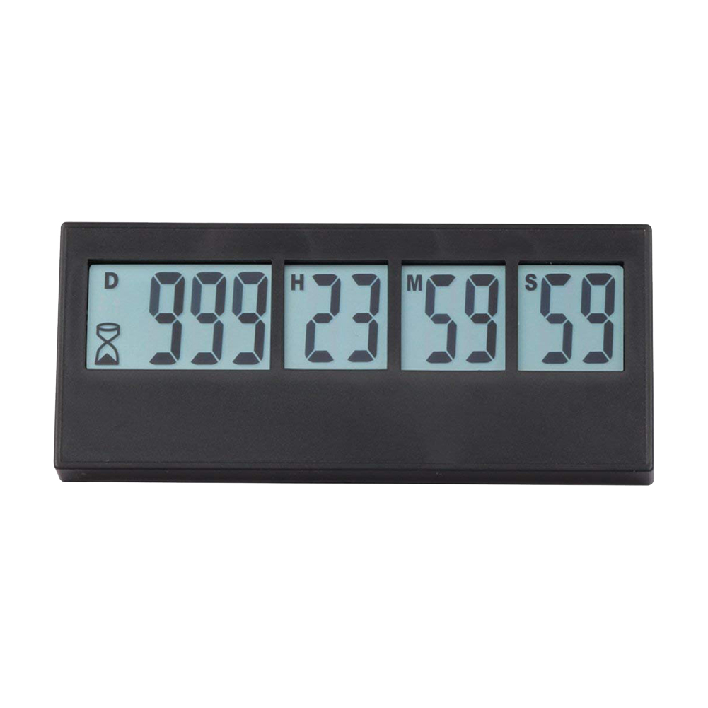 999 Days Countdown Clock Timer Event Reminder For Wedding Retirement Laboratory Lab Cooking Kitchen Watering