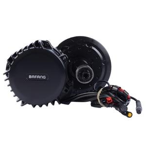 Bafang BBSH02 Mid Drive Motor 48V 750W tsdz2 electric motor conversion kit with 48V 13AH Hailong ebike bicycle battery